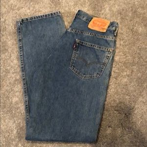 New without tags Levi's 550 jeans